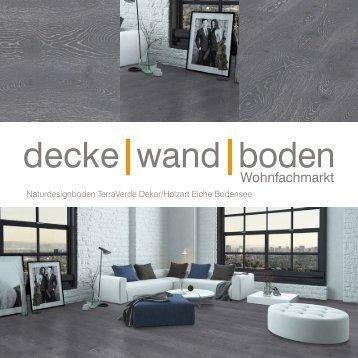 dwb Produktinformation Naturdesignboden Terra Verde Eiche Bodensee N611
