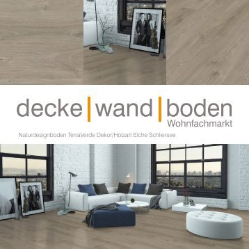dwb Produktinformation Naturdesignboden Terra Verde Eiche Schliersee N605
