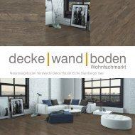 dwb Produktinformation Naturdesignboden Terra Verde Eiche Starnberger See N610