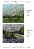 Catalogue of Original Work by Angelique Dulwich Festival Artist Open House 2017  - Page 7