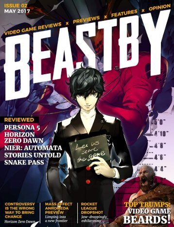 Beastby - Issue 02 May 2017