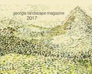 Georgia Landscape Magazine 2017