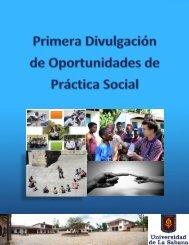 Primera divulgación de oportunidades 2017-1 - PDF