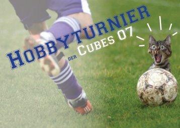Cubes Hobbyturnier