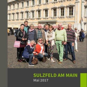 Sulzfeld im Mai