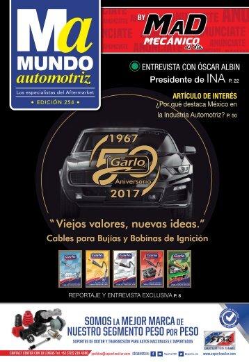 Mundo Automotriz 254 Mayo 2017