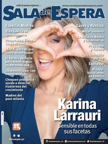 Revista Sala de Espera R. Dominicana Nro. 46 Mayo 2017