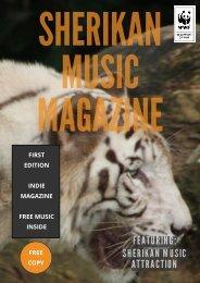 Sherikan Magazine, Season 1, Episode 1