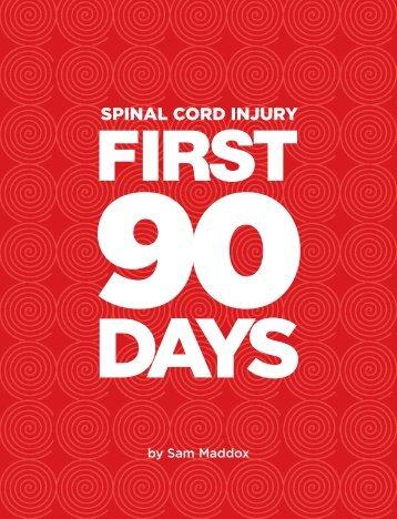 SCI First 90 Days