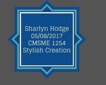 Sharlyn Hodge Hair Portfolio