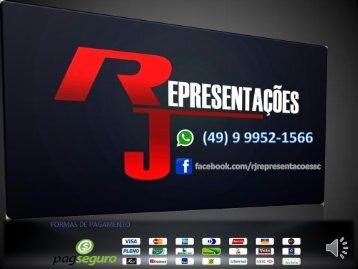 Catálogo Bebidas RJ Representações
