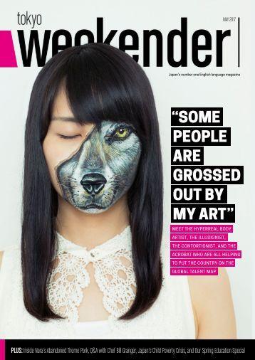 Tokyo Weekender - May 2017