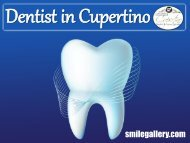 Dentists in Cupertino