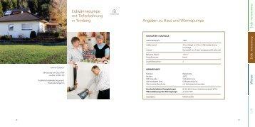Referenz Waterkotte - Wärmepumpe Austria