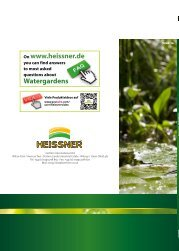 HEISSNER Catalog 2017