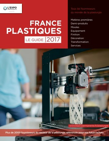 France Plastique 2017