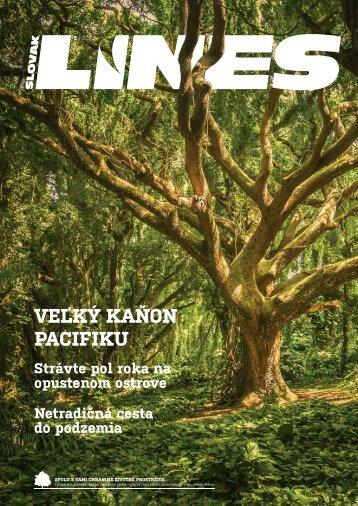 In Drive magazín Slovak Lines 5 2017