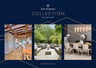 John Shepherd Collection Brochure First Edition