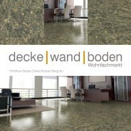 dwb Produktinformation PrintKorkBoden Bergheu P421