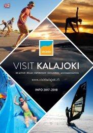 Visit Kalajoki - INFO 2017-2018 - english