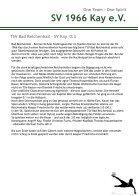 Stadionzeitung vs. Töging 2017 - Page 7