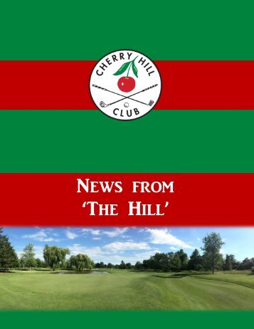 1 - News from The Hill Cover