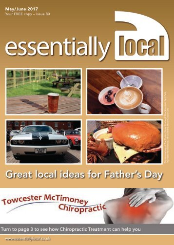 Essentially Local May-June 2017