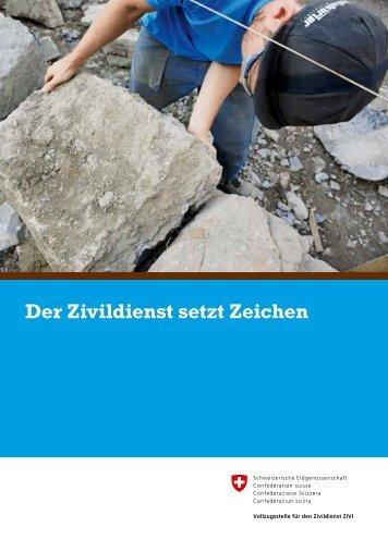 02 Der Zivildienst setzt Zeichen PUB