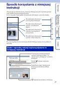 Sony NEX-5 - NEX-5 Guide pratique Polonais - Page 2