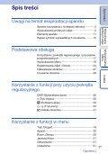Sony NEX-5 - NEX-5 Guide pratique Polonais - Page 3