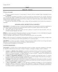 Coleção IME-ITA - Português - Livro 1