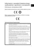 Sony SVF1521P2E - SVF1521P2E Documents de garantie Roumain - Page 5
