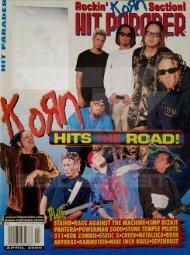 2000.04.xx - Hit Parader