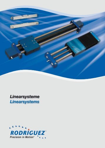 Linearsysteme Linearsystems - Rodriguez