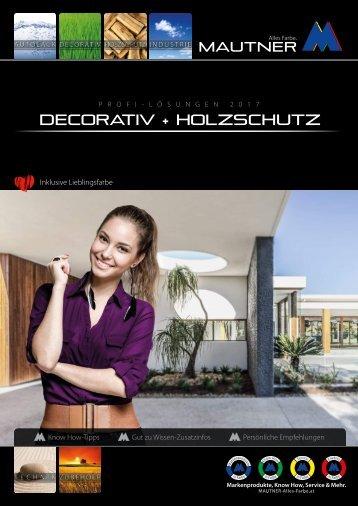Decorativ & Holzschutz