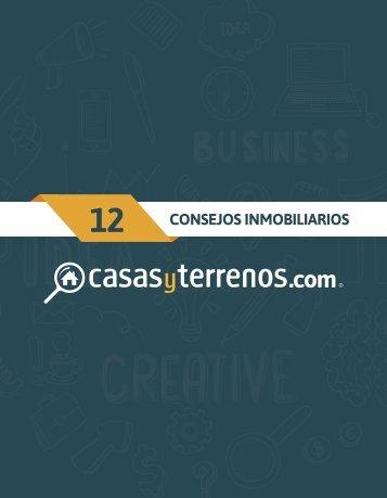 Consejos inmobiliarios - Casas y Terrenos