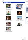 Sony NEX-F3D - NEX-F3D Consignes d'utilisation Italien - Page 7