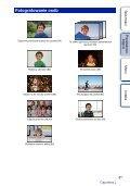 Sony NEX-F3D - NEX-F3D Consignes d'utilisation Polonais - Page 6