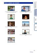 Sony NEX-F3D - NEX-F3D Consignes d'utilisation Néerlandais - Page 7