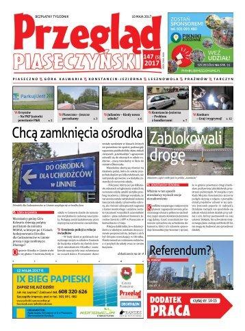 Przegląd Piaseczyński, Wydanie 147