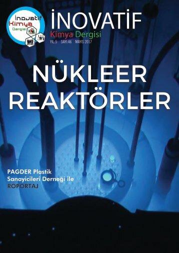 İnovatif Kimya Dergisi Sayı 46
