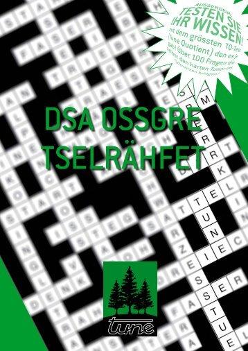 Tune Katalog 2011
