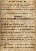 Klep Rule book V1.1 - Page 5