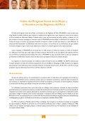 Índice de Progreso Social de la Mujer y el Hombre en las Regiones del Perú - 2017 - Page 5