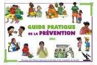 Guide pratique de la prévention 2011