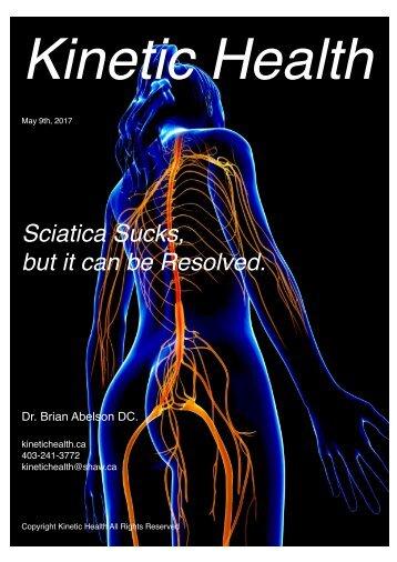 Sciatica Sucks