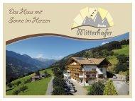 downloaden - Pension Mitterhofer