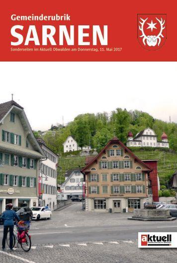 Gemeinde Sarnen 2017-19