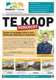 NAMACO Twente Woonmagazine, uitgave mei 2017