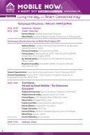 Infocom Mobile Connected World 2017 - ΠΡΟΓΡΑΜΜΑ ΣΥΝΕΔΡΙΟΥ - Page 4